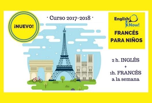 Francés para niños en Málaga